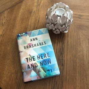 Ann Brashares book. The Here and Now.